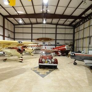 Depo hangar, çelik hangar depo yapımı ve modelleri.