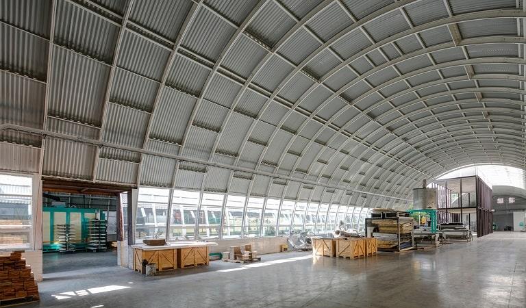 Hangar depo yapımı, hangar nasıl yapılır, çelik depo nasıl yapılır.