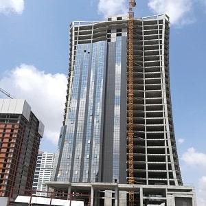 NG Residence Çelik Merdiven ve Çatı Cephe Çelikleri