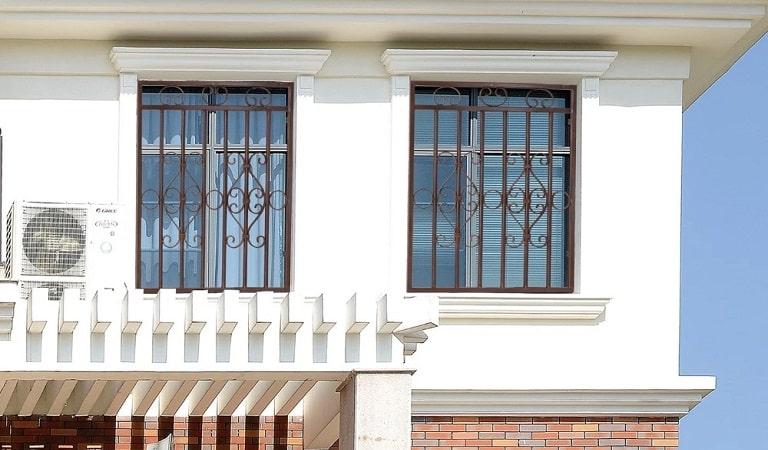 Pencere korkuluk modelleri, ferforje pencere korkuluk modelleri.